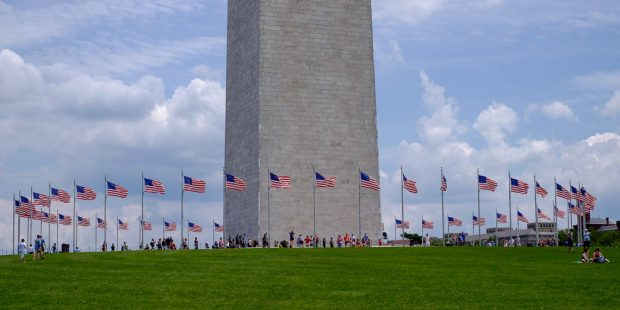 Washington Monument in the Disctrict of Columbia