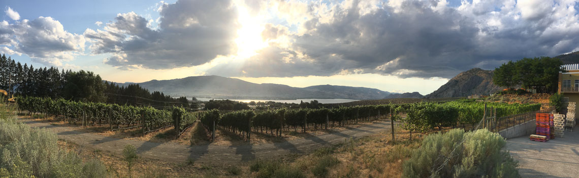 New Gallery: Lake Osoyoos Canada