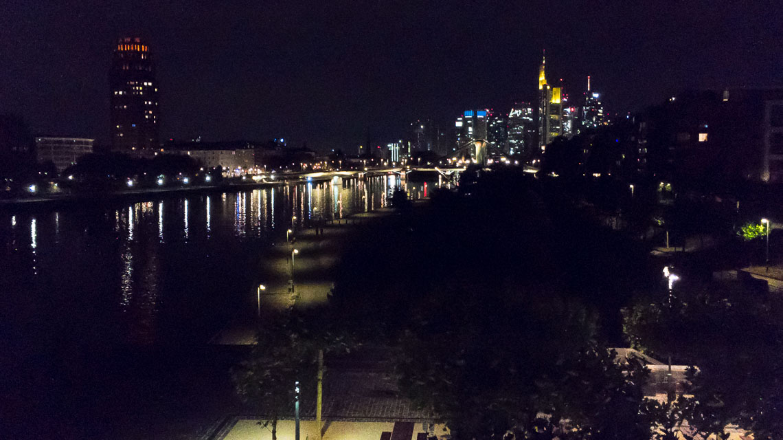 Frankfurt Night Views